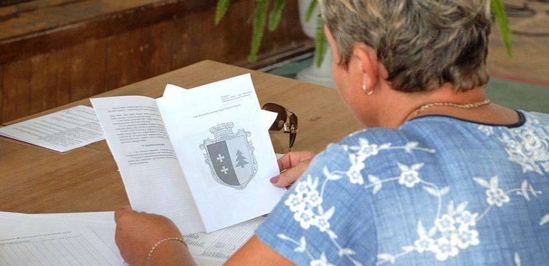 Селищній раді не вистачило голосів, щоб затвердити герб Ямпільської громади