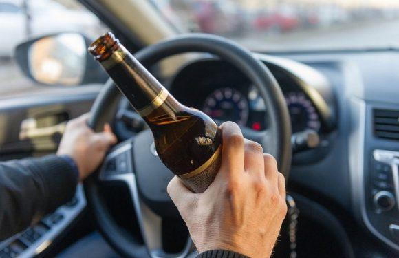 В Ямполі на рік позбавили права керування водія, якого у стані алкогольного сп'яніння зупинили серединобудські правоохоронці