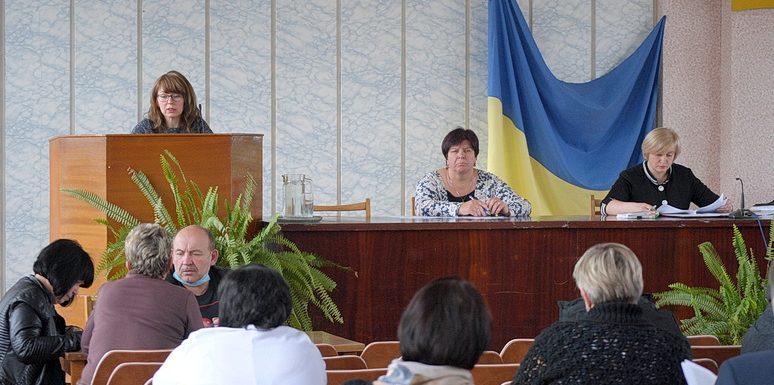 В Ямполі відбулась дев'ята сесія селищної ради