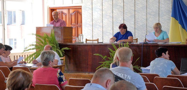 Ямпільська селищна рада виділила 40 тисяч гривень на придбання в'їзних знаків та символіки територіальної громади