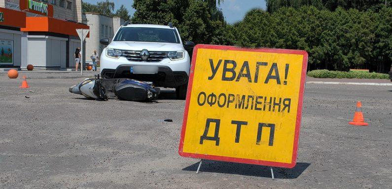 Винним у липневому ДТП в центрі Ямполя визнали водія Renault Duster