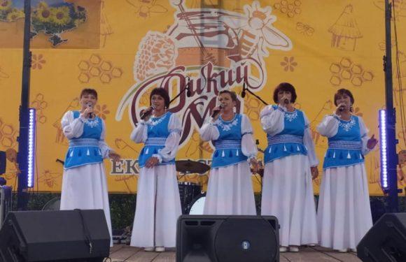 Творчі колективи з м. Дружба взяли участь в еко-фестивалі «Дикий мед»