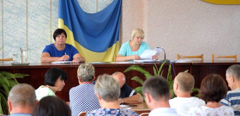 Депутати внесли зміни до бюджету Ямпільської селищної ради