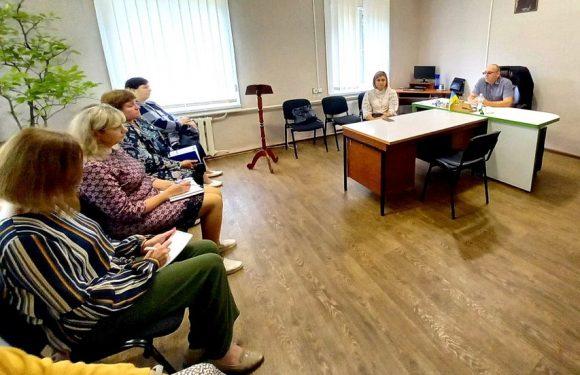 В Свесі перед початком нового навчального року відбулась педагогічна конференція