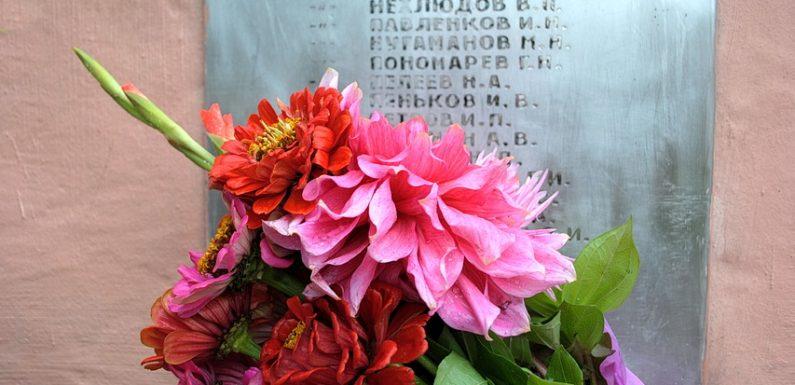 В Ямполі відзначають День звільнення (фоторепортаж)