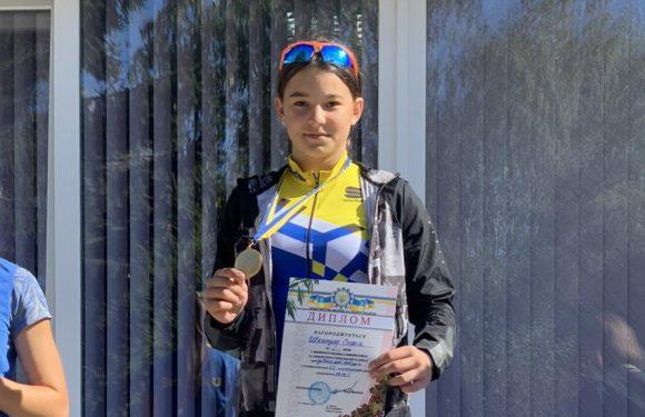 Свесянка стала дворазовою переможницею Чемпіонату України з лижоролерів