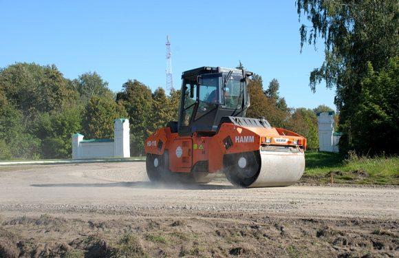 Між Грем'ячкою та Воздвиженським капітально відремонтують майже 2 кілометра дороги (фоторепортаж)