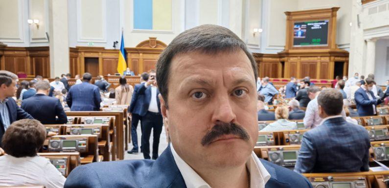 Депутат Деркач пропустив 93% голосувань в Верховній Раді, – Комітет виборців України