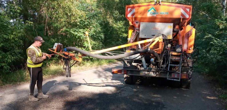 Розпочався ремонт дороги до Грем'ячки та Воздвиженського