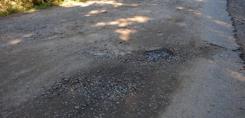 Як зараз виглядає ділянка дороги по с. Грем'ячка, яку планують відремонтувати в рамках ремонту дороги О191804