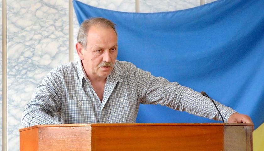 Тахтай закликав за бюджетні кошти відкрити в Ямполі виробництво деревинного вугілля