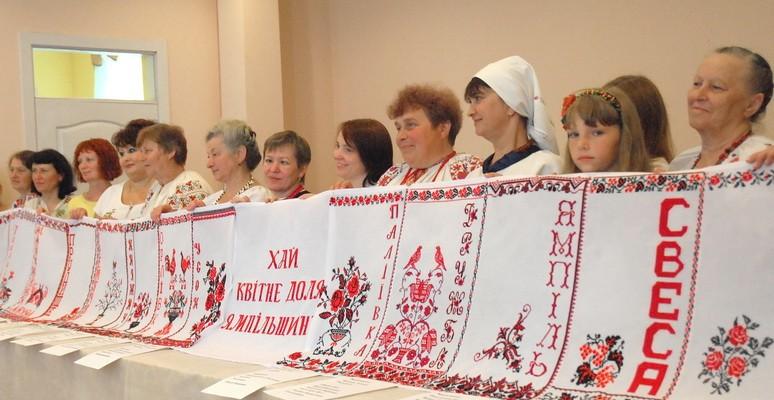 В Ямполі відбудеться святкова хода у вишиванках