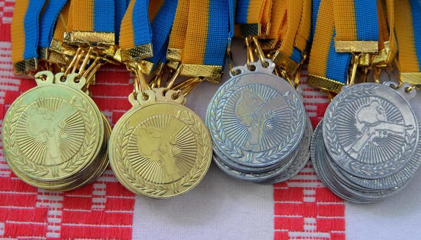 Ямпіль приймав районні змагання з карате