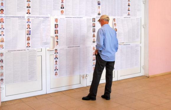 За кого голосували ямпільчани на позачергових парламентських виборах
