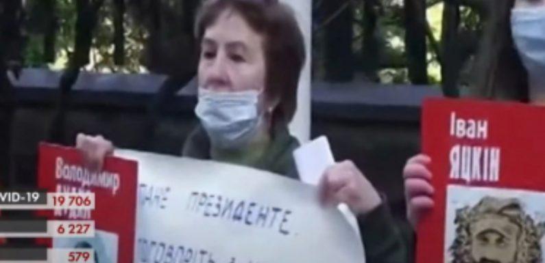 Зеленський знову не захотів зустрічатись  з родичами українських полонених