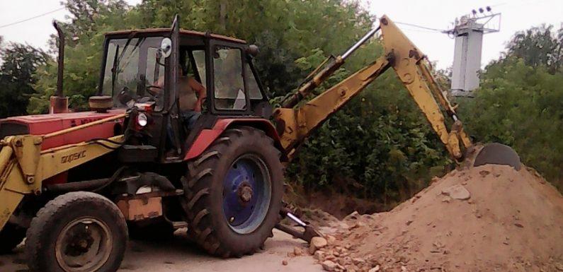 Ямпільська селищна рада планує побудувати водопровід вулицею Травнева
