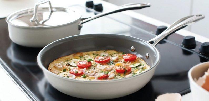 ТОП-3 кращих сковорід для індукційних плит до 1000 грн