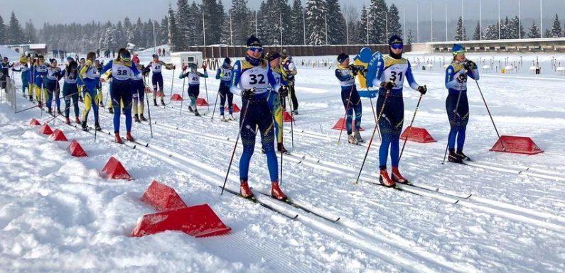 Лижниця зі Свеси виборола дві золоті нагороди на Чемпіонаті України