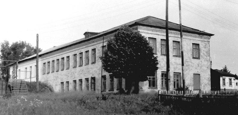 Фотоспогади про життя Ямпільської середньої школи №2 в 80-х роках
