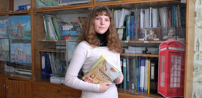 Учениця Ямпільської школи №1 Дар'я Насеннік  отримуватиме «губернаторську» стипендію