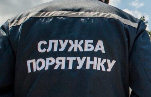 В Ямполі рятувальники визволяли жінку
