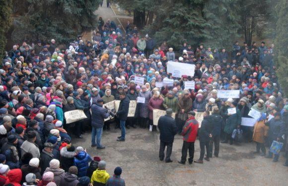 Річниця мітингу проти закриття ямпільської лікарні: що змінилось за рік