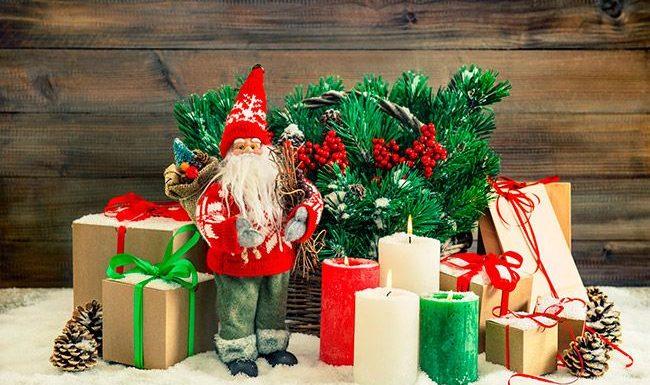 Где заказать новогодние подарки?