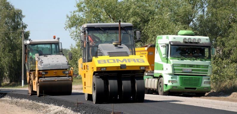 Відбувся тендер на ремонт дороги Ямпіль-Свеса