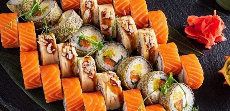 Где в Бердянске стоит попробовать суши — обзор ресторанов и суши-баров