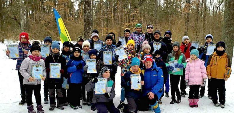 В Свесі відбулись змагання з лижних гонок пам'яті Валентина Панченко