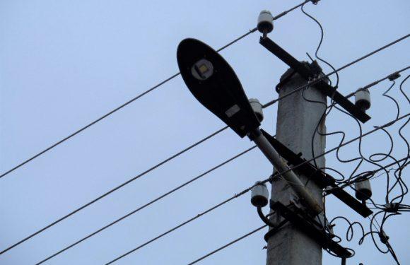 В Ямполі замінять світильники частини вуличних ліхтарів по бульвару Ювілейний