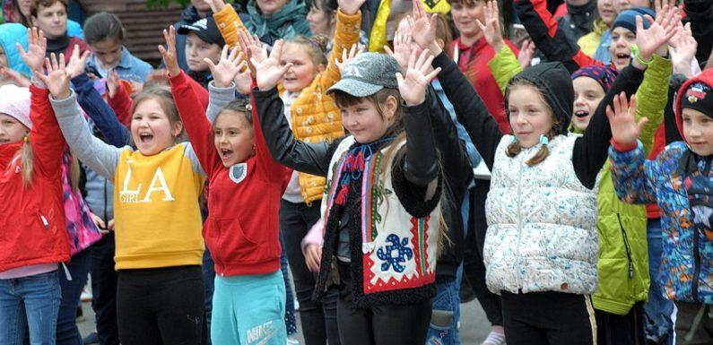 В Ямполі відзначили Міжнародний день захисту дітей (фоторепортаж)