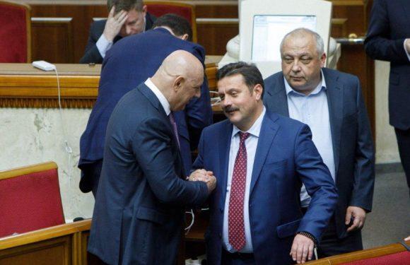 РНБО запровадила санкції проти нардепа Деркача