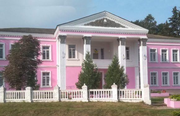 До дня села в Орлівці пофарбували фасад сільського будинку культури