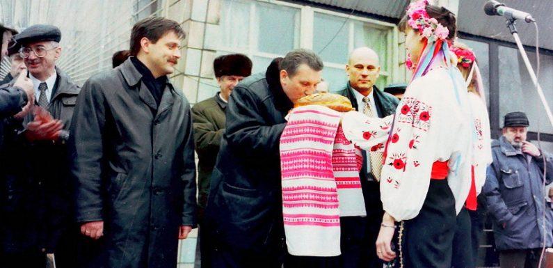 Як понад 20 років тому в Свесі святкували газифікацію селища