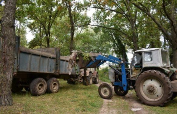 На території Свеської територіальної громади розпочались роботи з ліквідації стихійних сміттєзвалищ
