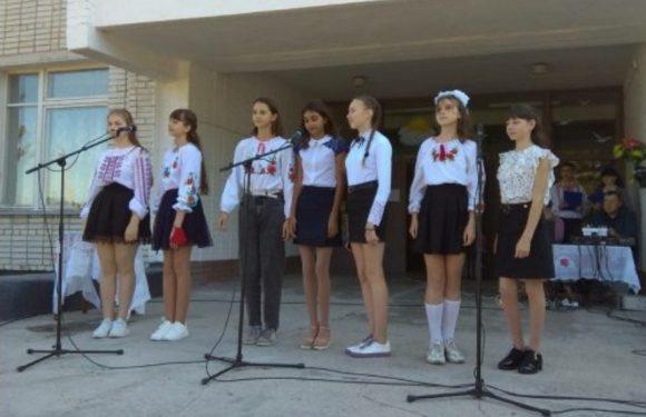Як відзначили День знань в школах Свеської громади