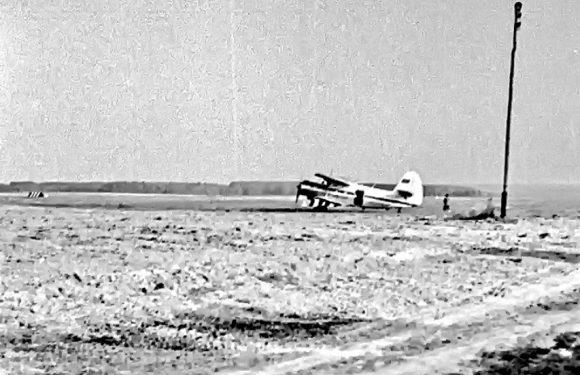 35 років тому з Ямполя двічі на день здійснювався аерорейс на Суми