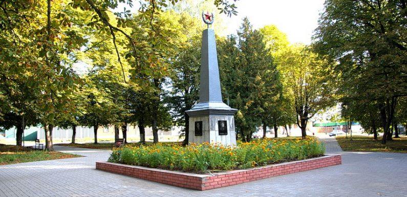 В цьому році пам'ятнику бійцям та командирам партизанського загону «За Батьківщину» в Ямполі виповнюється 60 років