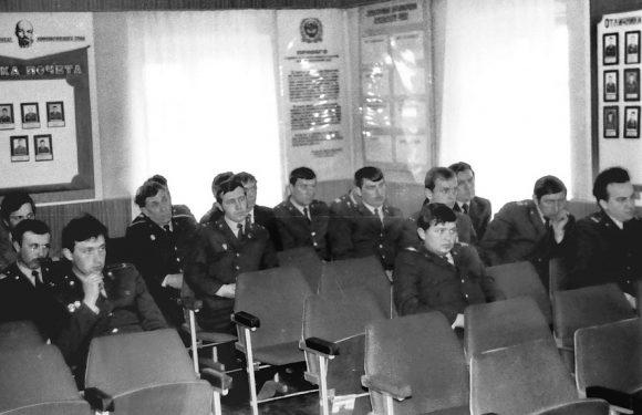 Якою була ямпільська міліція в радянські роки